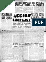 Acción Libertaria, Nº 48. Setiembre 1941-Fla