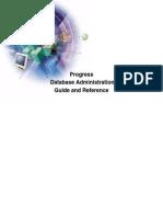 DGR Adm Banco de Dados Progress