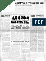 Acción Libertaria, Nº 56. Junio 1942-Fla