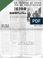Acción Libertaria, Nº 64. Mayo1943-Fla