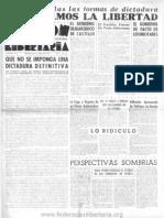Acción Libertaria, Nº 65. Junio1943-Fla