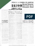Acción Libertaria, Nº 66. Julio1943-Fla