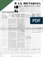 Acción Libertaria, Nº 67. Agosto1943-Fla
