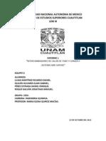 Informe Coraza II