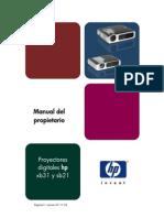 Digital Proyector Sb21