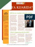 Ya Kijarida- The May 2014 ADHT Newsletter