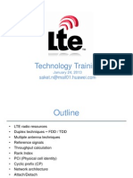 LTE Training_01-23-2013