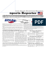 May 21 - 27, 2014 Sports Reporter
