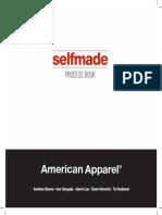 American Apparel Process Book