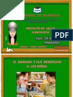 Proyecto de La BANANO MONICA