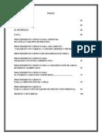 Capacitacion Ayudante Especialista Operacion Plantas Proceso