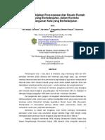 Paper SEMNAS 2009 - Integrasi Kebijakan an Dan Desain Rumah Susun