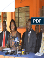 ODM RELEASES REPORT ON JUBILEE GOVERNMENT RECORD