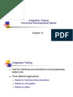 Integration Functional
