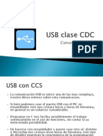 USB - CDC