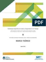 Estrategia Argentina de Salud y Seguridad en El Trabajo III