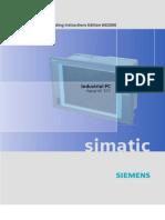 Simatic Panel Pc 577 Ba En