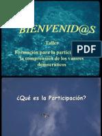 Participacion IPASMAR. 2007