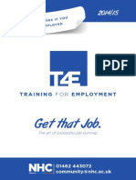 Training for Employment