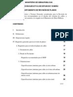 Manual de Revision de Planos
