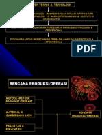 Aspek Teknik & Teknologi(Kuliah II)