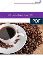 Coffee Market Marex Spectron Jan 14