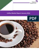 Coffee Market Marex Spectron Jan 14