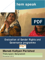 Bangladesh Evaluation Mkp 2010 2012