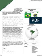 Era Vargas – Wikipédia, A Enciclopédia Livre