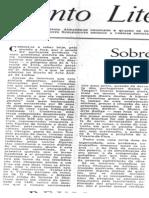 Sobre o poliptico de São Vicente-de-Fora