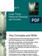 Fundamentals of Corporate Finance Chap 004