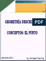 Geometria Descriptiva Punto 2010