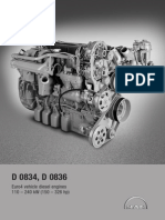 Diesel Engines for Vehicles D08