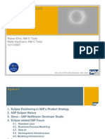 The SAP Eclipse Story