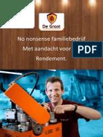 beroepsproduct p1 - bedrijfsmagazine