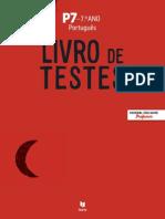 P7 Livro de Testes
