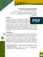 7. Articulo Agroforestal. Caracterizacion Agroforestal. Alfredo Ospina A