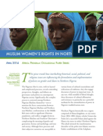 Muslim Women's Rights Northern Nigeria