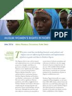Muslim Women's Rights Northern Nigeria