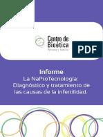 Informe La Naprotecnología