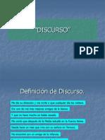 Tipos de Discurso
