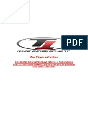 t1 wiring diagram pdf t1 cam trigger instructions 1 ignition system electrical connector  t1 cam trigger instructions 1