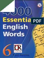 4000 Essential English Words 6