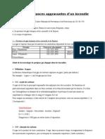 INC - TECH - Les Aggravations Par Incendie (CNPP)