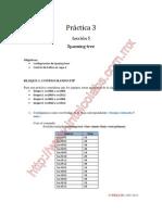 PRACTICA 3 - Leccion 5 - Spanning-tree