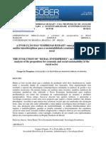 Anexo1 Evolu+º+úo das empresas rurais