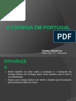 Energia Elétrica Em Portugal