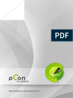 PCon.planner 6.7 Features