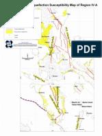 Region IV-A Fault Line Map