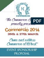 Sponsorship Commercio